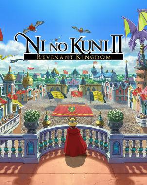Ni no Kuni II: Revenant Kingdom - The Princes Edition - wersja cyfrowa