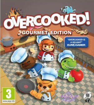 Overcooked: Gourmet Edition - wersja cyfrowa