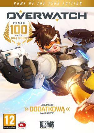 Overwatch - Edycja Game of the Year Edition - wersja cyfrowa