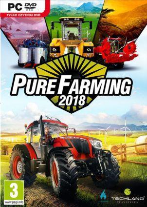 Pure Farming 2018 - wersja cyfrowa