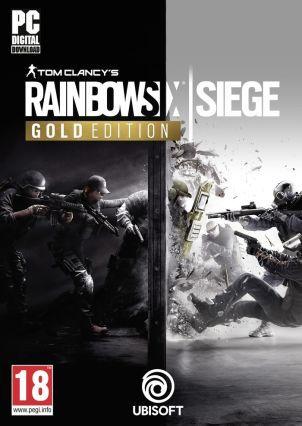 Tom Clancy's Rainbow Six Siege Gold Edition - wersja cyfrowa