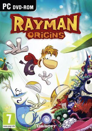 Rayman Origins - wersja cyfrowa