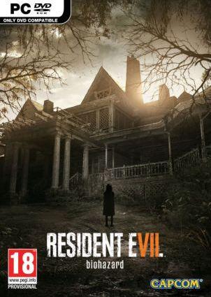 Resident Evil 7 Biohazard - wersja cyfrowa