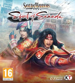 Samurai Warriors: Spirit of Sanada - wersja cyfrowa