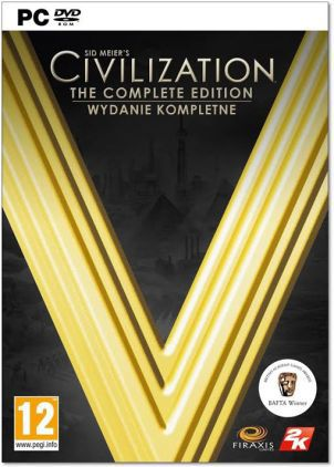 Sid Meier's Civilization V: Wydanie kompletne - wersja cyfrowa