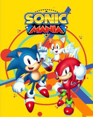 Sonic Mania - wersja cyfrowa