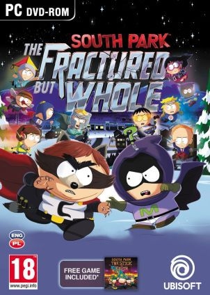 South Park: The Fractured but Whole - Season Pass - wersja cyfrowa