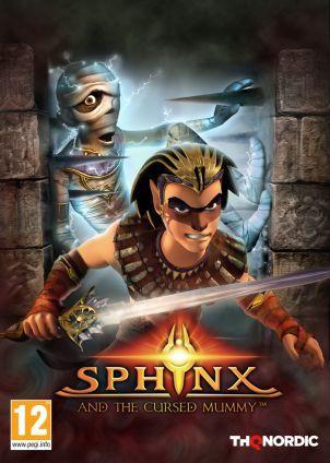 Sphinx and the Cursed Mummy - wersja cyfrowa
