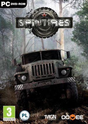 SPINTIRES - wersja cyfrowa