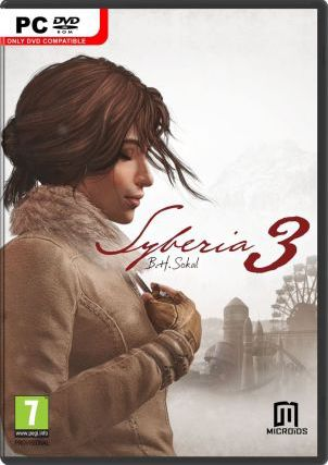 Syberia 3 - Deluxe Edition (PC/Mac) - wersja cyfrowa