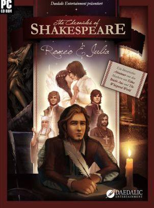 The Chronicles of Shakespeare - Romeo & Juliet - wersja cyfrowa