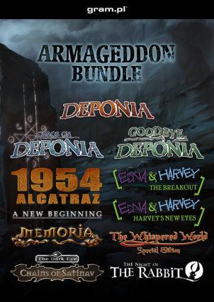 The Daedalic Armageddon Bundle - wersja cyfrowa