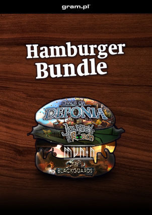 The Daedalic Hamburger Bundle - wersja cyfrowa