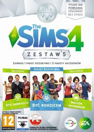 The Sims 4 - Zestaw 5