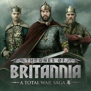 Total War Saga Thrones of Britannia - wersja cyfrowa