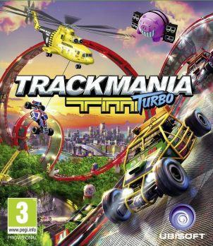Trackmania Turbo - wersja cyfrowa