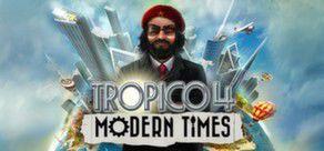 Tropico 4: Modern Times DLC - wersja cyfrowa