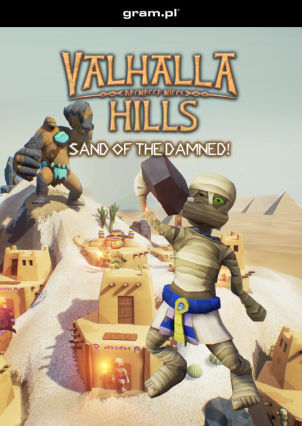 Valhalla Hills: Sands of the Damned - DLC