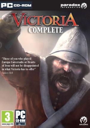 Victoria Complete - wersja cyfrowa