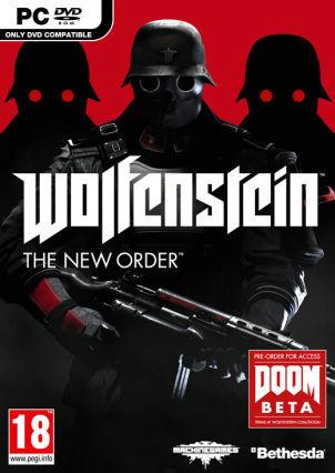 Wolfenstein: The New Order (ROW) - wersja cyfrowa