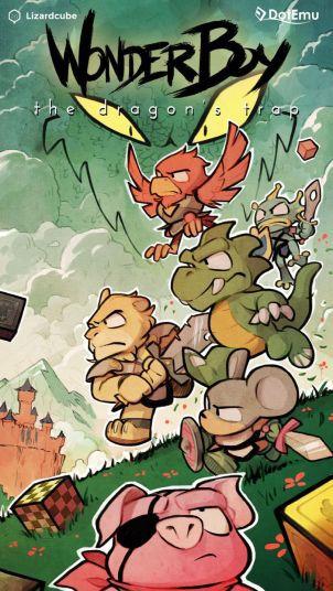 Wonder Boy: The Dragons Trap - wersja cyfrowa