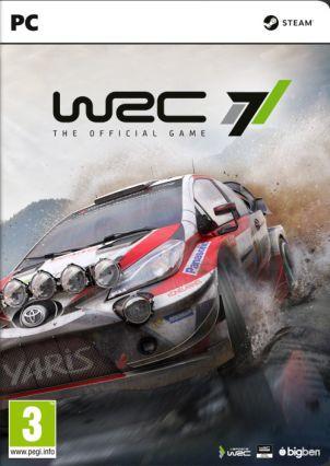 WRC 7 FIA World Rally Championship - wersja cyfrowa