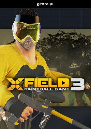 XField Paintball 3 - wersja cyfrowa
