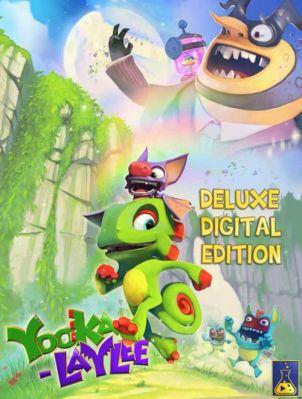Yooka-Laylee - Deluxe Edition (PC/MAC/LX) - wersja cyfrowa