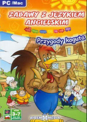 Zabawy z językiem angielskim - Przygody Koguta - wersja cyfrowa