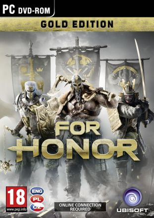 For Honor Gold Edition (EMEA) - wersja cyfrowa