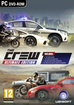 The Crew Ultimate Edition (EMEA) - wersja cyfrowa