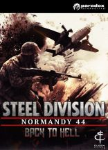 Steel Division: Normandy 44 - Back to Hell - wersja cyfrowa